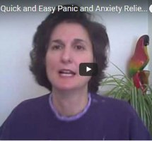 Natural relief for anxiety