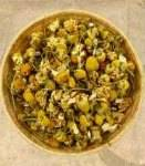 chamomile, herbs and health