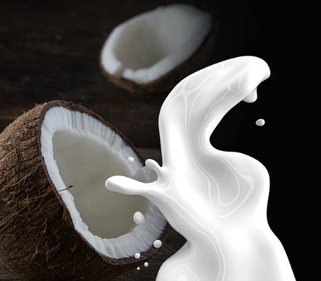 little known health facts, coconut milk