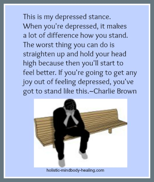 how to overcome depression with holistic healinghow to overcome depression