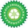 earth-friendly symbol, eco-friendly living