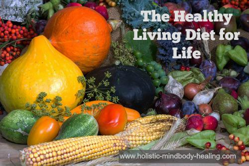 healthy foods for a healthy life