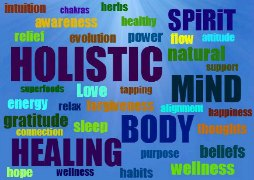 holistic medicine and healing