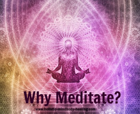 benefits of meditating