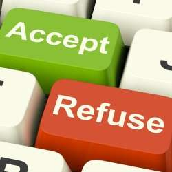 holistic stress management accept or refuse