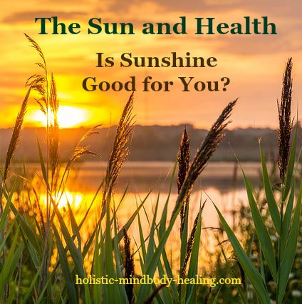 benefits of sunshine