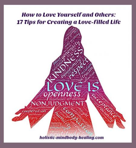 self-love, how to love yourself and others