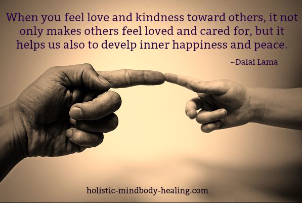 love and kindness happiness dalai lama quote