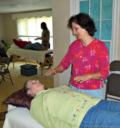 universal energy healing, val silver