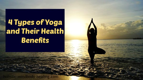 types of yoga health benefits
